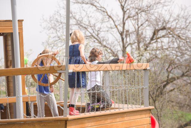 Pirate Ship Feleacu Portofolio Dupex P3