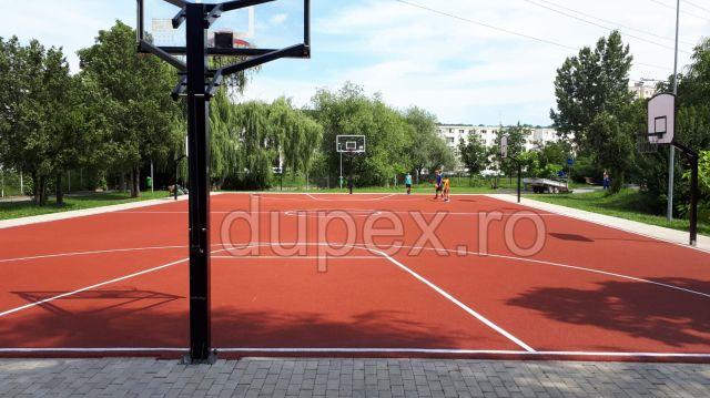 Basketball Field, Rozelor Park - Cluj-Napoca 2018 P2