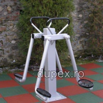 Aparat fitness pentru exterior F.01 Dupex Sebes