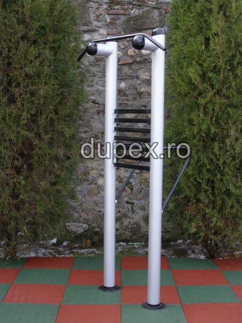 Aparat fitness pentru exterior F.02 Dupex Sebes