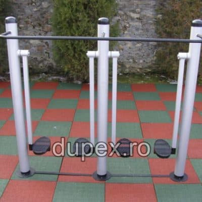 Aparat fitness pentru exterior F.05 Dupex Sebes
