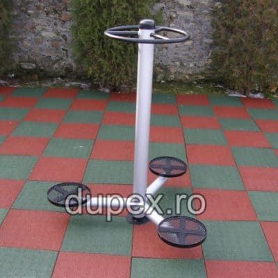 Aparat fitness pentru exterior F.06 Dupex Sebes
