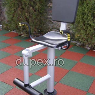Aparat fitness pentru exterior F.07 Dupex Sebes