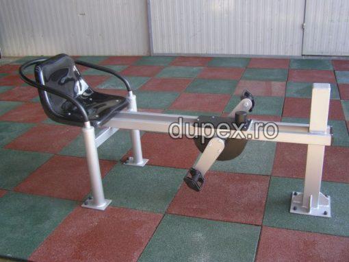 Aparat fitness pentru exterior F.11 Dupex Sebes