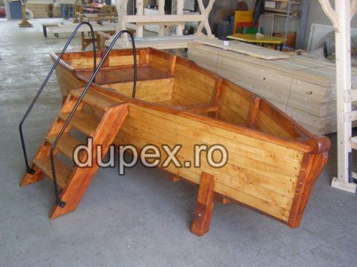 Barca lemn BCL.01 Dupex Sebes