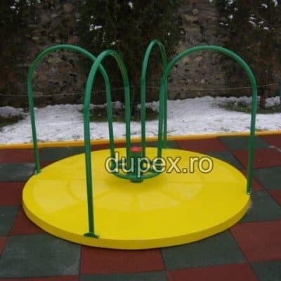 Carusel cu platforma pentru copii cu dizabilitati CP.02 Dupex