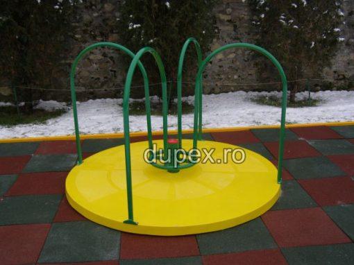 Carusel cu platf pentru copii cu dizabilitati CP.02