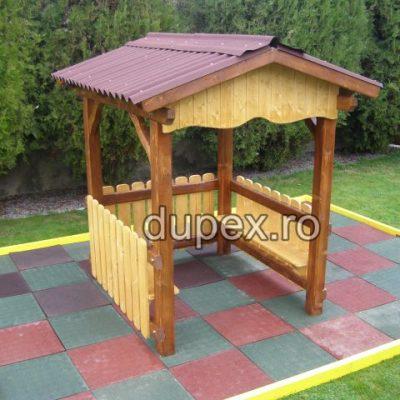 Casuta lemn copii CL.02 Dupex Sebes