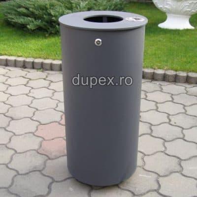 Cos gunoi metal CG.80 L Dupex Sebes