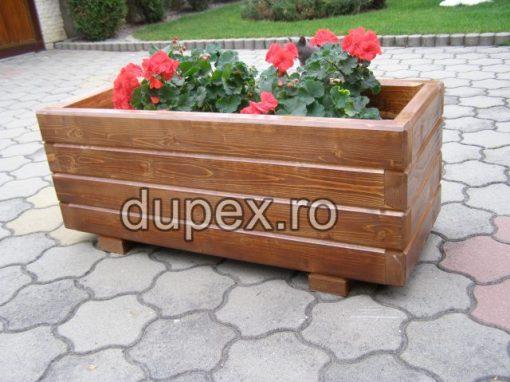 Jardiniera dreptunghiulara JR.01 Dupex Sebes