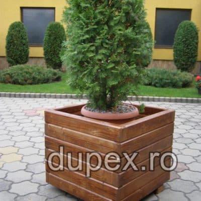 Jardiniera patrata JR.02 Dupex Sebes