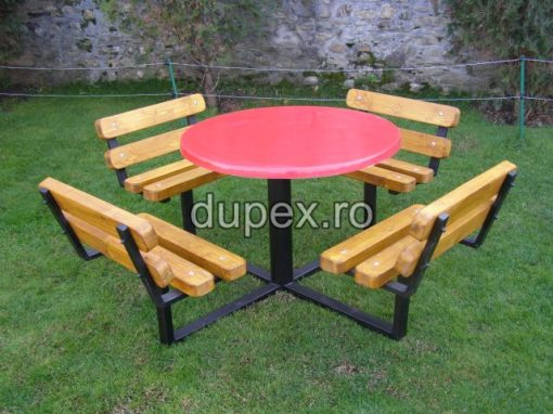 Masa joc copii cu bancute MJC.01 Dupex Sebes