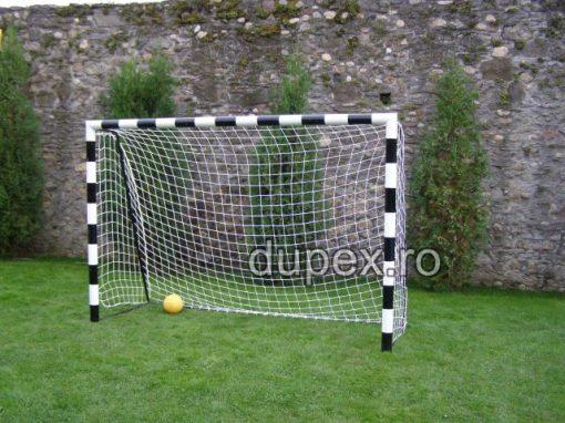 Poarta handbal (minifotbal) cu plasa PH.01 Dupex Sebes