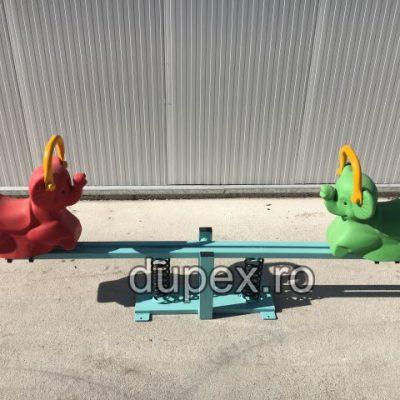 Balansoar 2 persoane cu figurina 3D B.02.04 Dupex
