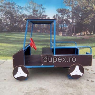 Masinuta pe arcuri cu acoperis MA.01 Dupex