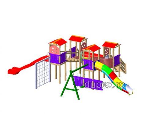 Model Complex de Joaca CJ.46 Dupex