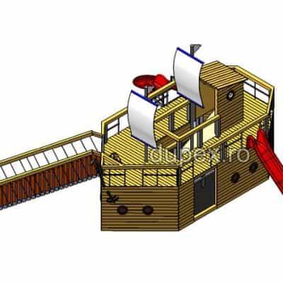 Model Complex de Joaca CJ.47 Dupex