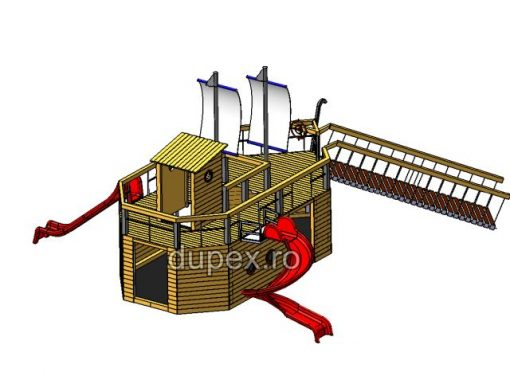 Model Spate Complex de Joaca CJ.47 Dupex