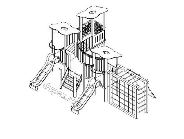 Schita Complex de Joaca CJ.20N