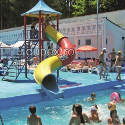 Tobogan piscina tubular Dupex TP.03