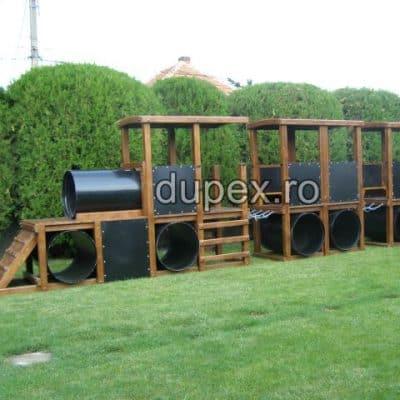 Trenulet lemn TRE.02 Dupex Sebes