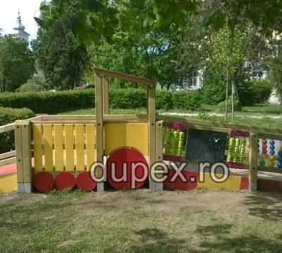 Trenulet TRE.04 Dupex Sebes