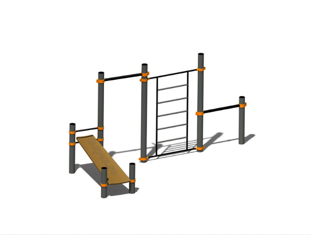 Aparat Fitness Calistenice CR.11